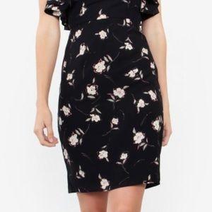 Sugarlips Dresses - Ruffle floral dress